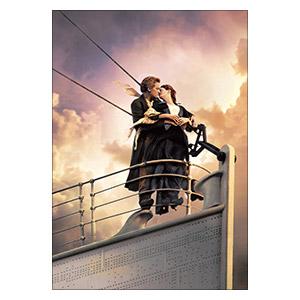 Titanic. Размер: 35 х 50 см